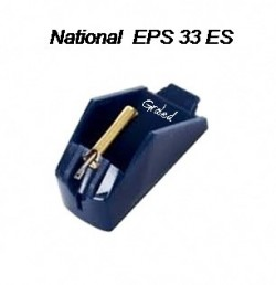 Gramo hrot EPS 33 ES  National/Panasonic/Technics