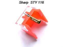 Gramo hrot STY 116  Sharp